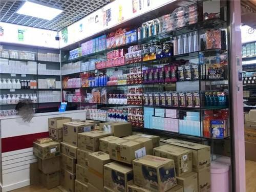 韩国倒闭2个免税店,华强北的美妆生意却动辄上亿的订单