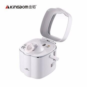 家用彩光补水热喷蒸脸器KD2332